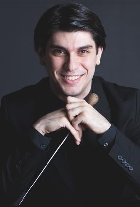 Aram Demirjian (Conductor)