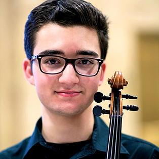 Sammy Andonian (Violin)