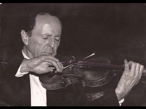 Jean Ter Merguerian (Violin)