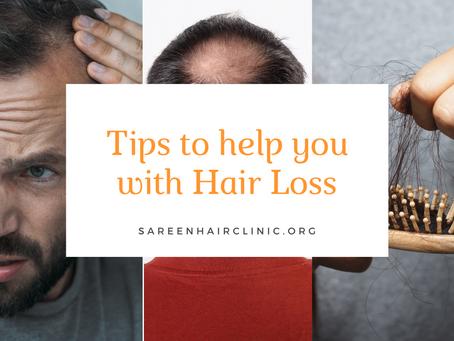 Prevent Hair Loss - Hair loss Tips