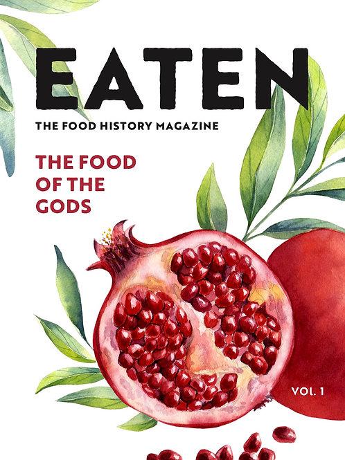 Eaten The Food History Magazine (Vol 1)