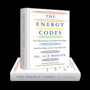 The Energy Codes Book by Dr Sue Morter