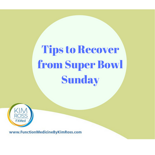 Tips to Recover from the Big Game!