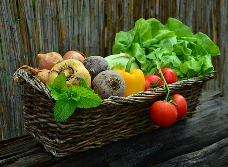 Nutrients/Foods that Can Help to Boost the Immune System