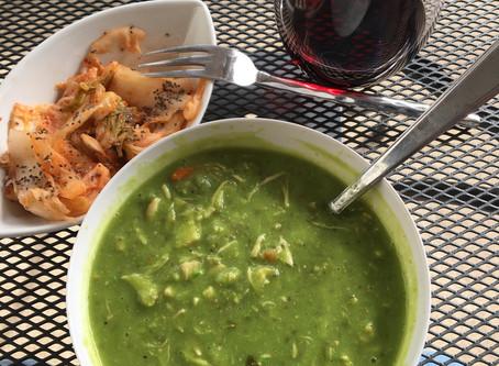 Ken's Chicken Avacado Soup