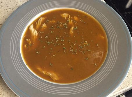 Spiced Pumpkin Soup Recipe