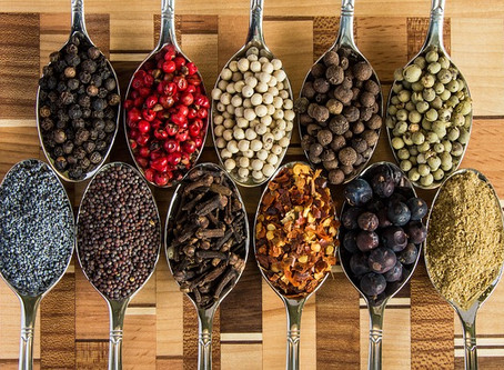 Using Spices for Flavor and Health: Part 2