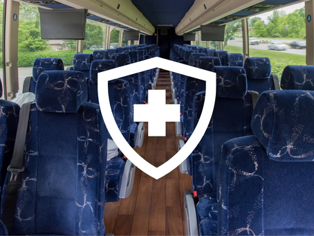 How to Disinfect Tour & Coach Busses during COVID-19