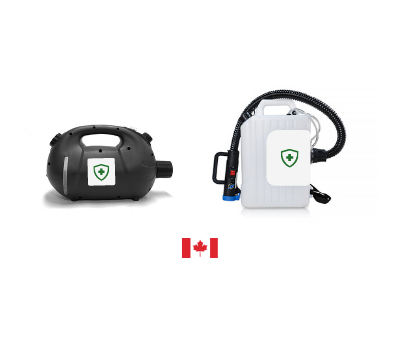 Disinfectant Fogging Starter Kits B.C.