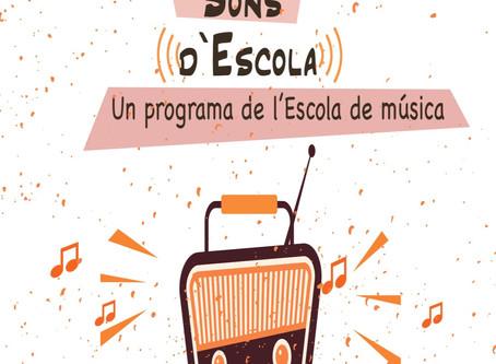 SONS D'ESCOLA ARA A LA NOSTRA WEB