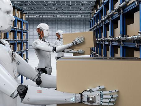 Automates et robots se partagent le même environnement