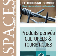 Produits dérivés culturels & touristiques - in Revue Espaces