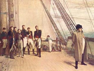 Napoléon : de Waterloo à Sainte-Hélène