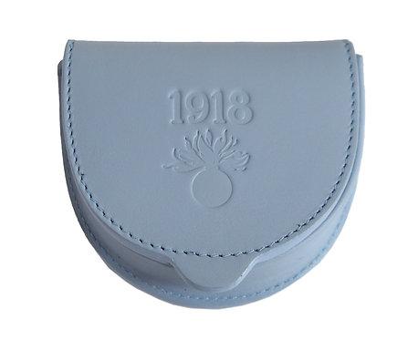 Le Porte-monnaie cuvette anniversaire ' bleu horizon'