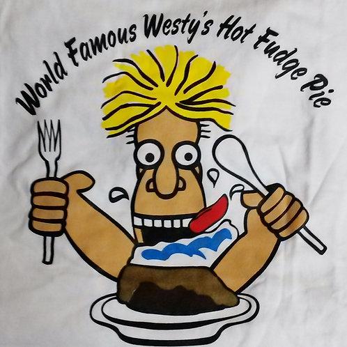 Famous Hot Fudge Pie T-Shirt