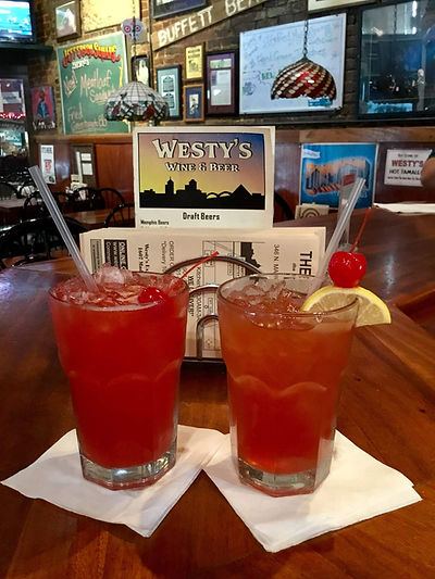Bar in Downtown Memphis TN by Westy's