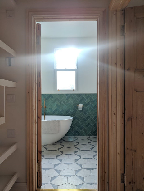 Sunrise Bath