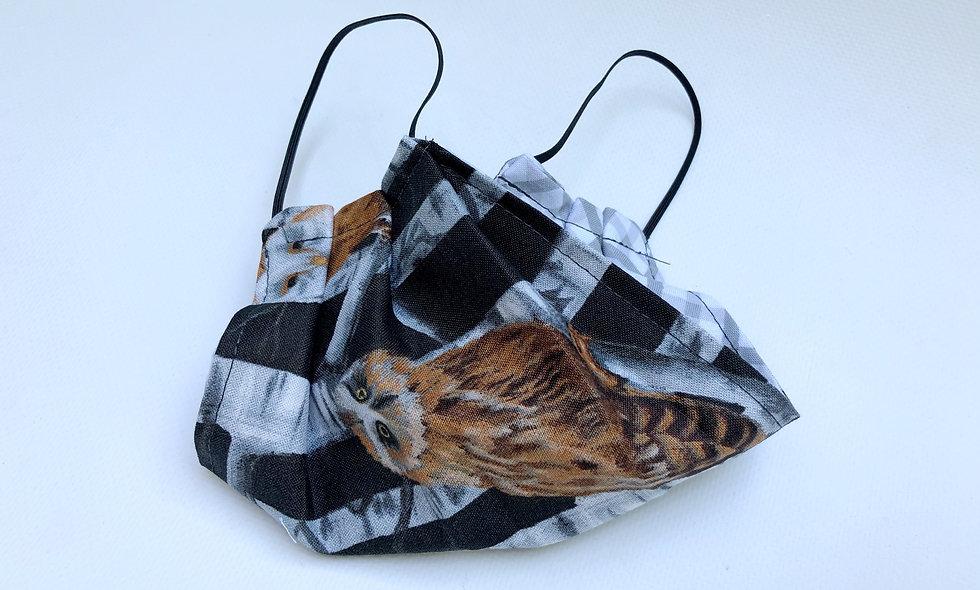 Face mask # 16 Owl