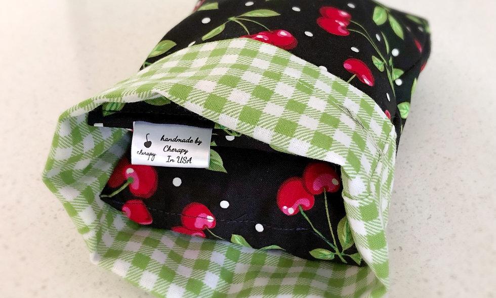 Cherapy reusable matching gift bag