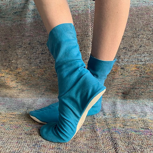 CHAUSSONS - TURQUOISE - 38/39
