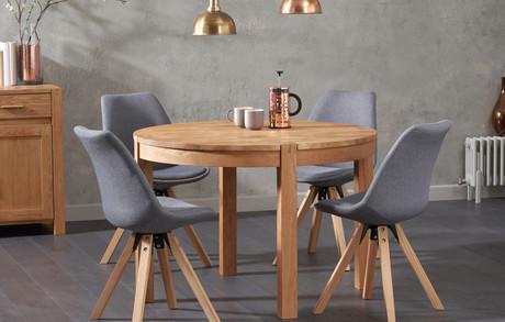 Modern dining for Oak furniture Superstore
