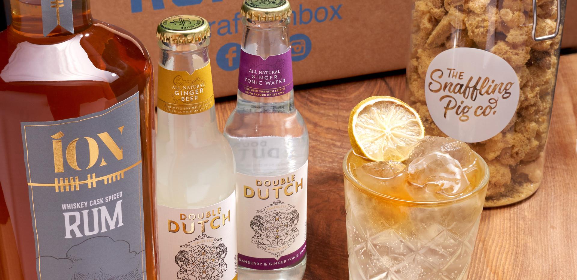 Craft Rum Box