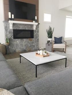 J + G Living Room Corner View