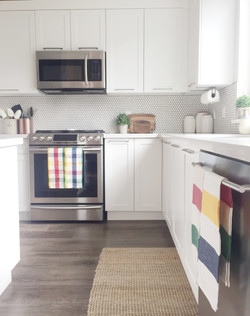 French Bistro Kitchen Design