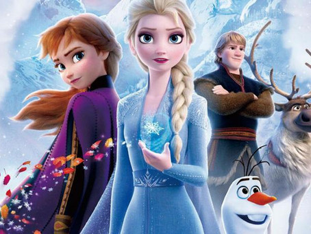 "Reflections on Love, Sacrifice, and the Gospel of ""Frozen 2"""