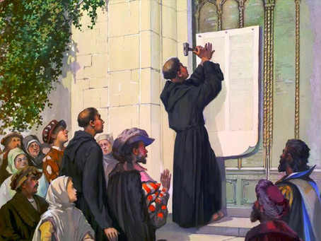 Highlights from Luther's 95 Theses