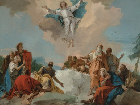 What Does the Ascension of Jesus Mean?