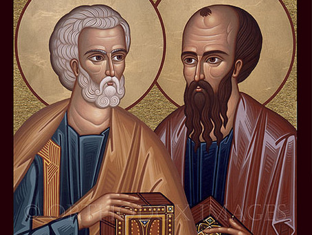 Did Peter & Paul Preach the Modern Evangelical Gospel?