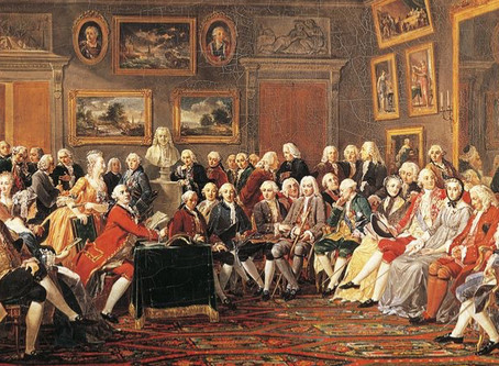 The Enlightenment's Lie About the Basis of Human Rights