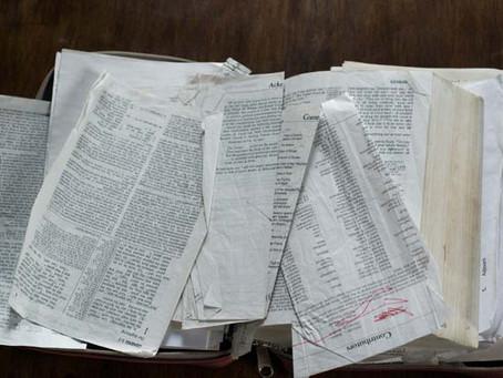 "#PreacherProblems, Pt. 3: ""Biblical Illiteracy and the Narrative Arc"""