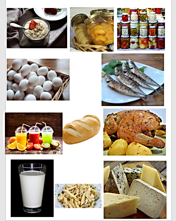 Foods for diverticulitis