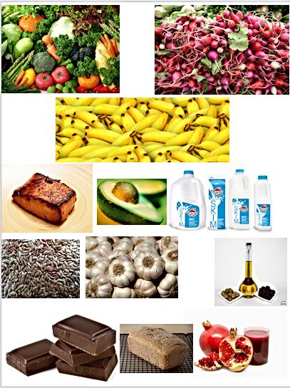 Foods for Hypertension