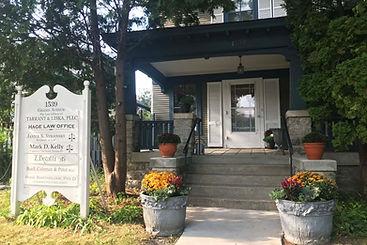 Rowan front entrance