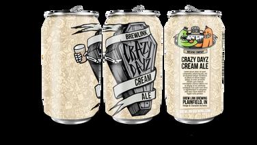 Crazy Dayz Cream Ale