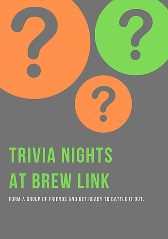 Teal and Yellow Vector Trivia Night Poster.png