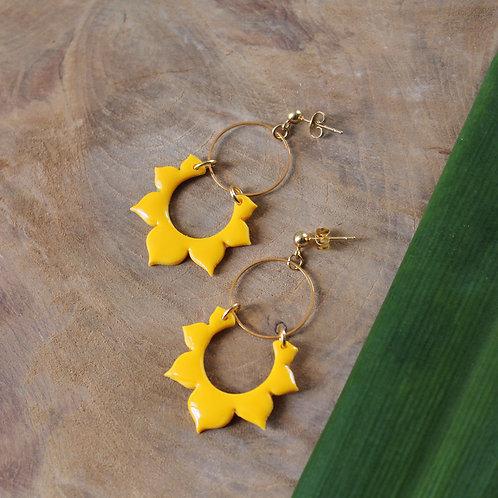 Collection summer vibes - soleil jaune