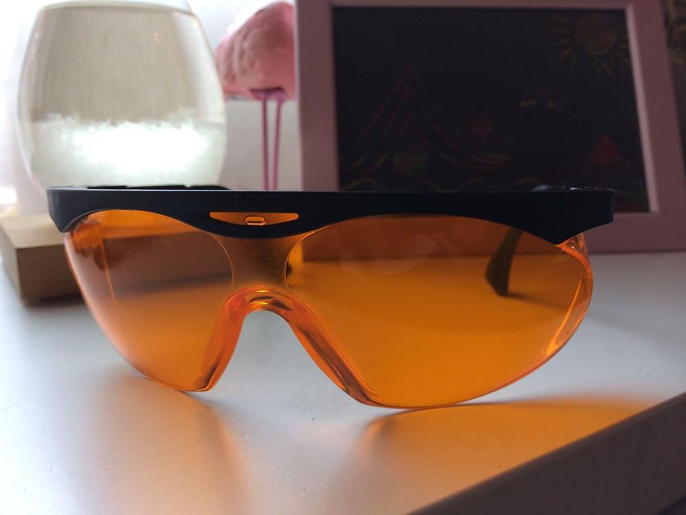 Soul Thrive Wellness - Blue light blocker glasses