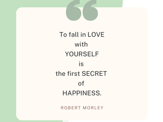 The First Secret of Happiness