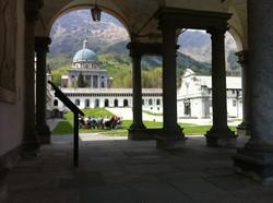 Il chiostro / The cloister