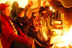 Party alla Trappa/Party in Trappa