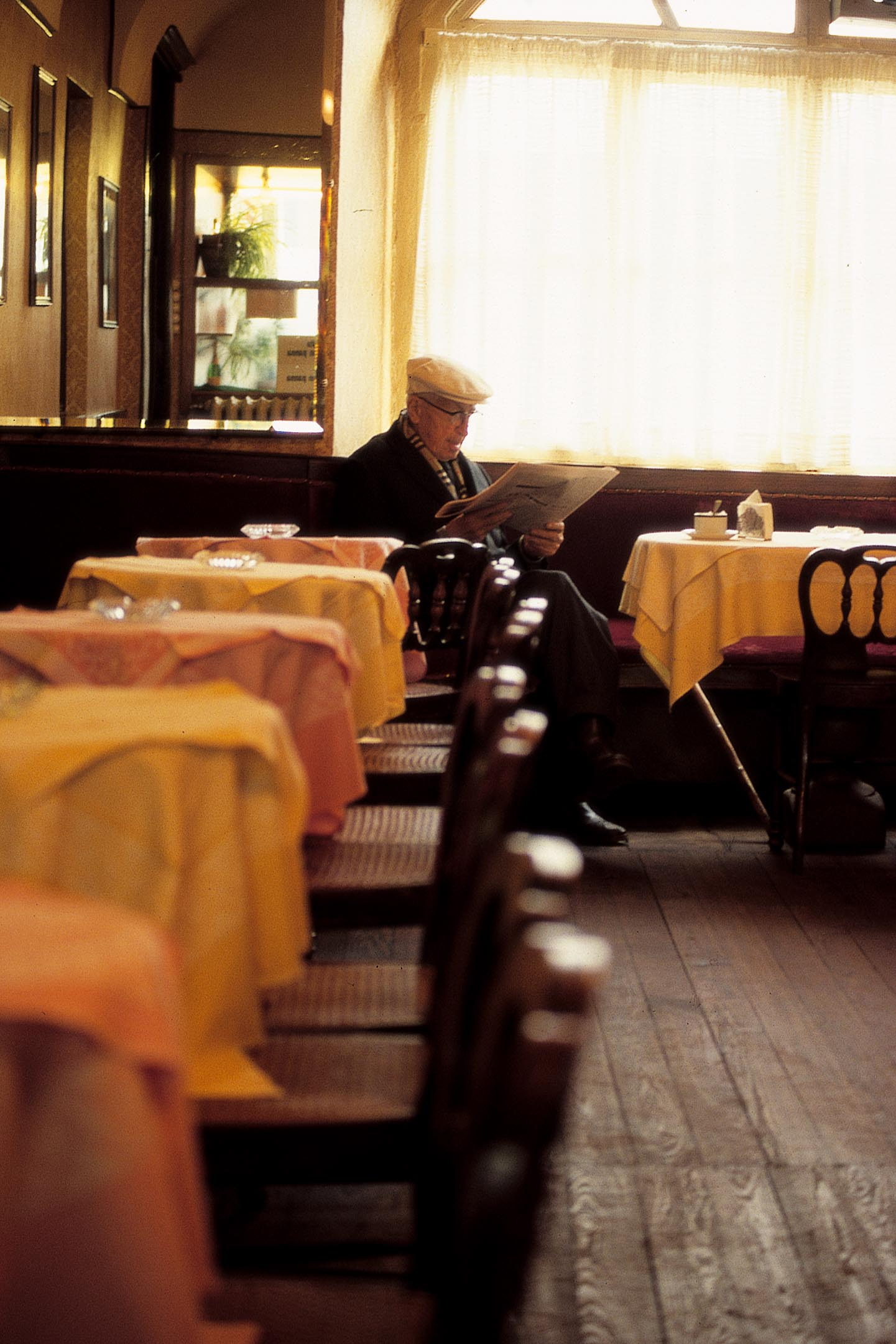 Caffè storico/Historic coffe bar