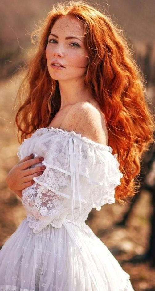 38 Attractive Red Hair Must Be Tried for