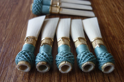 10 high quality bassoon reed blanks from Glotin cane  /dukov_reeds Gn/
