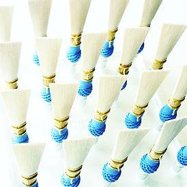 bassoon reed blanks from DUKOVREEDS