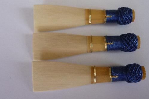 3 contrabassoon reed blanks / K2/