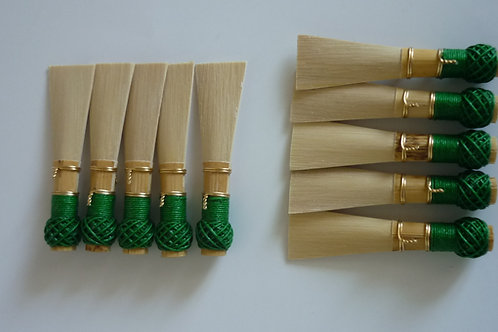 10  bassoon reed BLANKS from GHYS canes /dukov reeds GHYS/